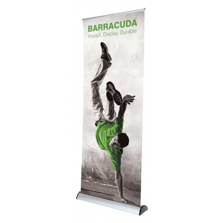 Barracuda roller banners