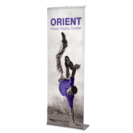 Orient roller banners