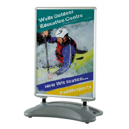 H20 Swingmaster large outdoor signs