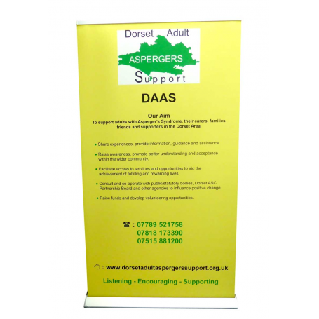 EBR1200 portable exhibition roller banners