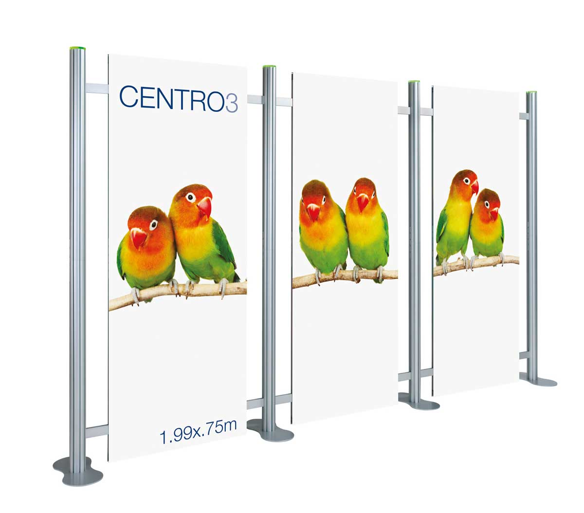 Modular Exhibition Display Stands : Modular display stands