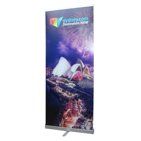 Quick and Easy Roller Banners Taller