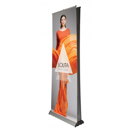 Original 3 double sided roller banners