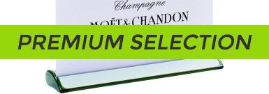 Premium exhibition roller banners