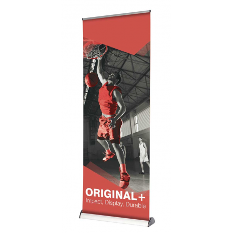 Original plus roller banners