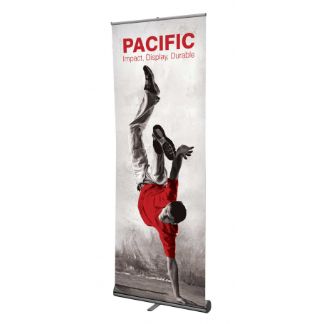 pacific roller banners